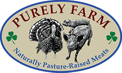 Purely Farm Logo