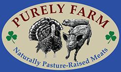Purely Farm Logo